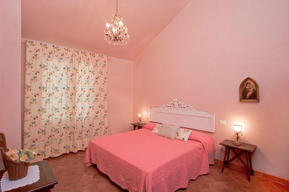 Camera da letto del Bilocale A